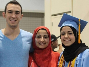 The Muslims of America Honor the Martyrs of Chapel Hill